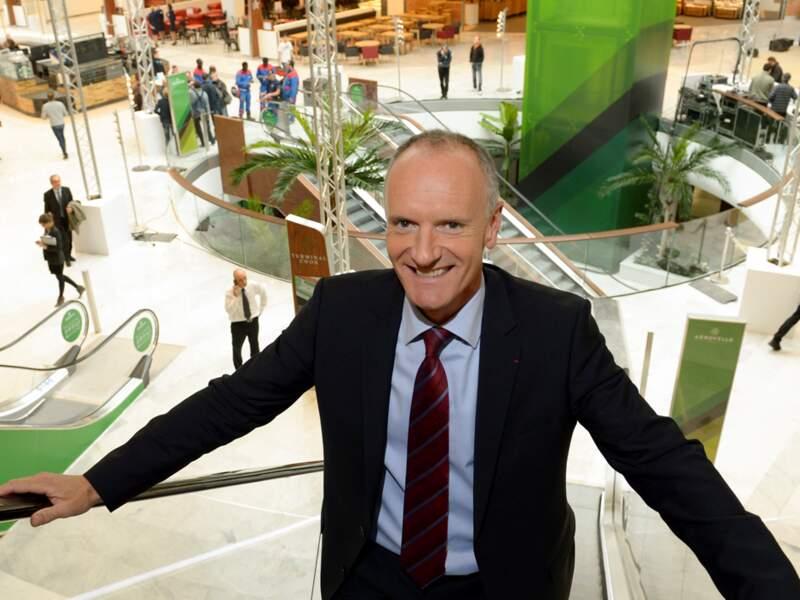 Le CV de Christophe Cuvillier, Président du Directoire et DG d'Unibail-Rodamco
