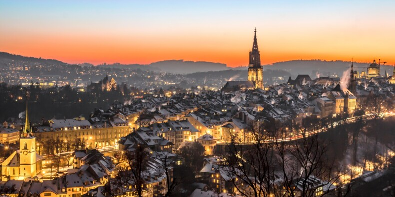 L'économie suisse devrait décoller au printemps, selon cet indicateur