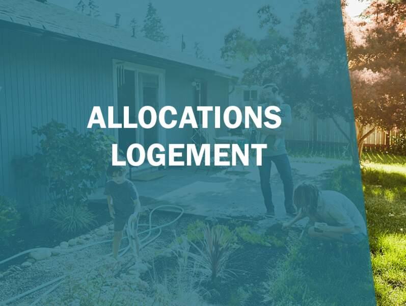 Allocations logement