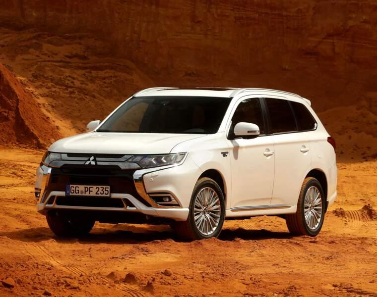 Mitsubishi Outlander PHEV : tendance et économique