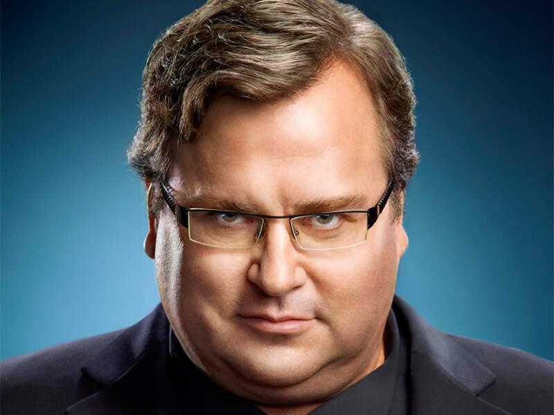 Reid Hoffman, LinkedIn : serial entrepreneur du web, il a aussi investi dans Facebook et AirBnB