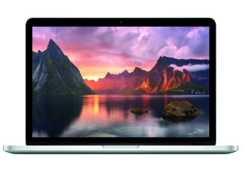 """Le meilleur ultraportable haut de gamme : Apple MacBook Pro 13"""""""