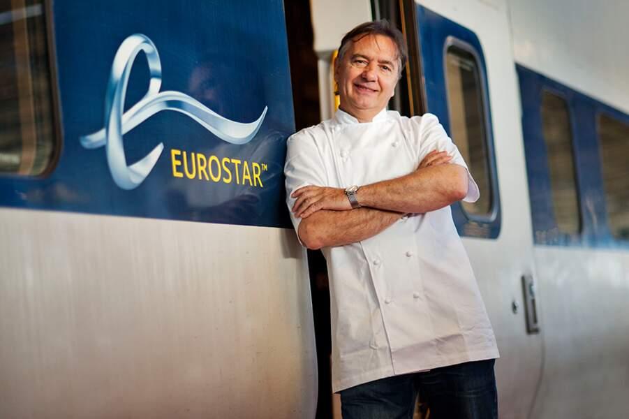 Eurostar, le train qui roule aussi en mode luxe