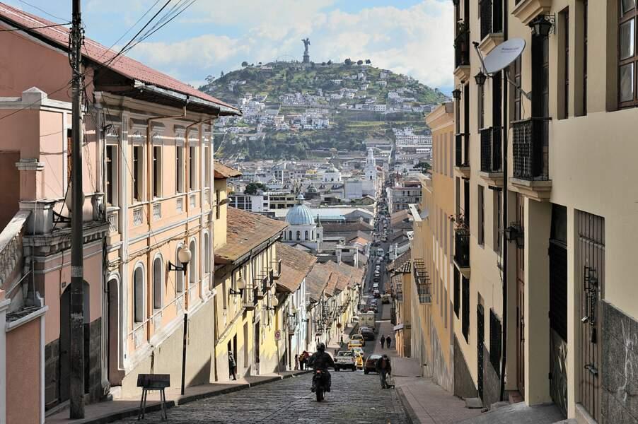Paris - Quito