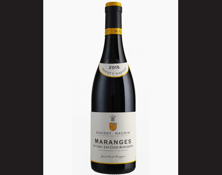 Maranges premier cru 2015, Domaine Doudet-Naudin, Les Clos Roussots
