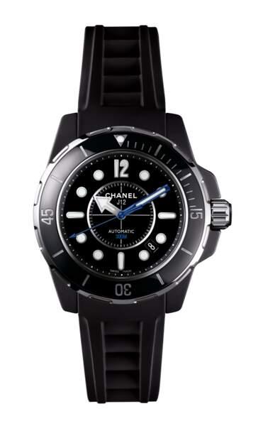 Triomphale : Chanel J12 Marine