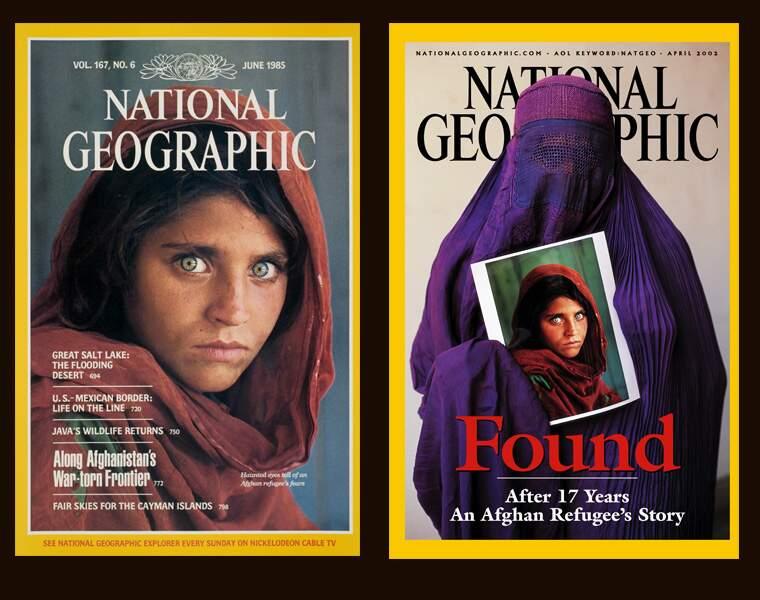 La détresse des Afghans dans les yeux de cette femme