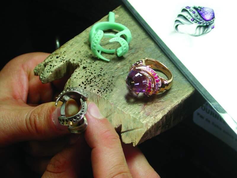 Les Ateliers du Palais : Des bijoux créés selon vos désirs et votre budget