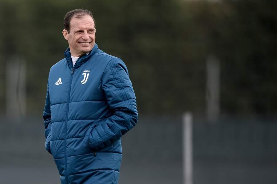 9.Massimiliano Allegri (italien) : 13,5 millions d'euros