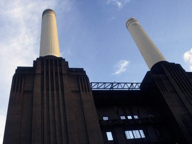 Battersea Power Station (Londres) : l'ancienne centrale accueillera bientôt le siège européen d'Apple