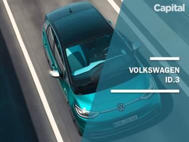 La Volkswagen ID3 en images