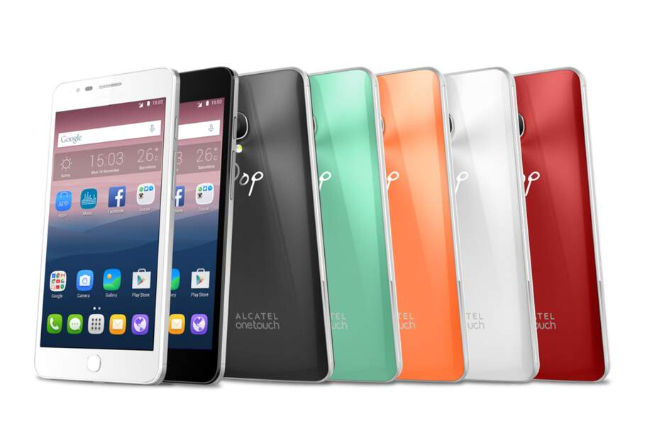 Alcatel One Touch, Pop Up