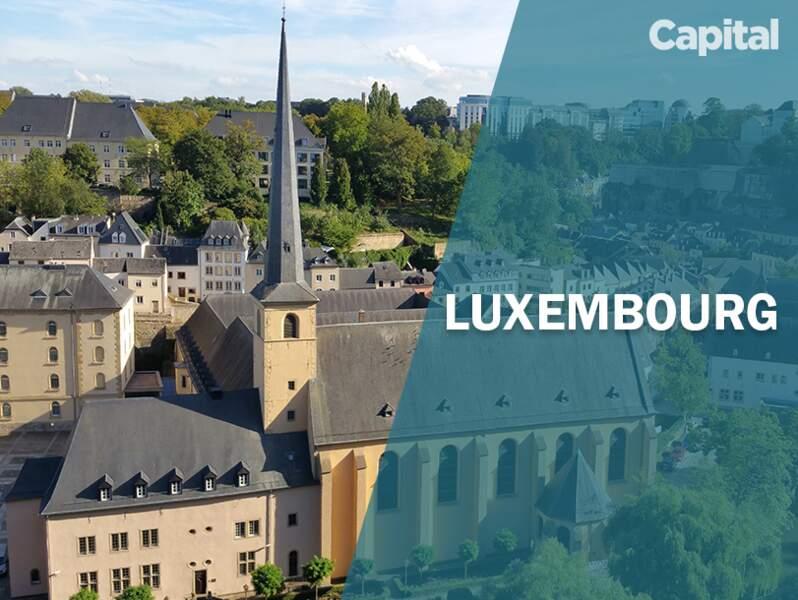Luxembourg : 25 radars
