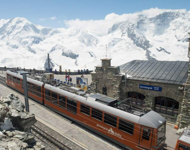 Zermatt : admirer le panorama