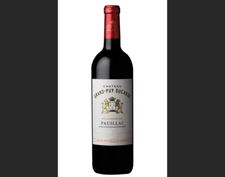 Pauillac 5e grand cru classé 2014, Château Grand-Puy Ducasse