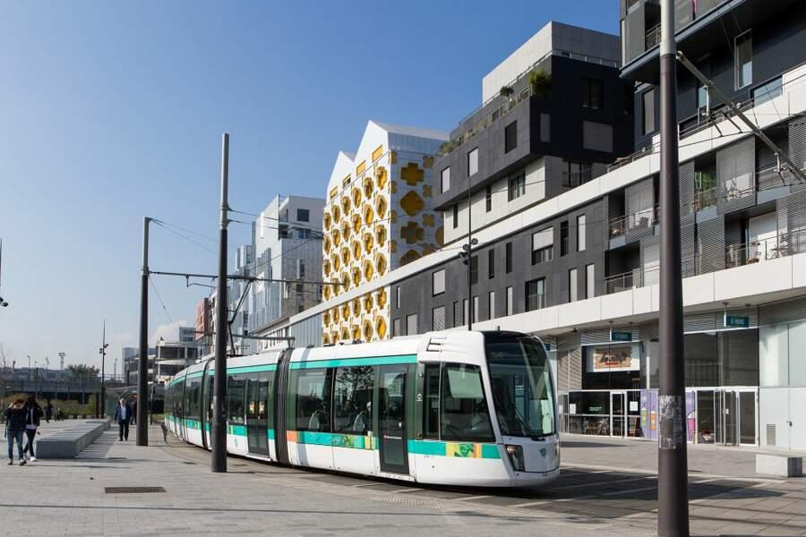 Paris : le tramway T3 va enfin relier la Porte d'Asnières à la Porte de la Chapelle