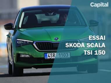Essai Skoda Scala : notre avis sur la version TSI 150