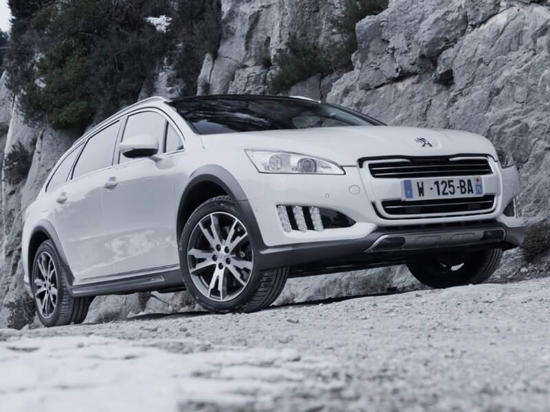 Peugeot 508 Hybrid4