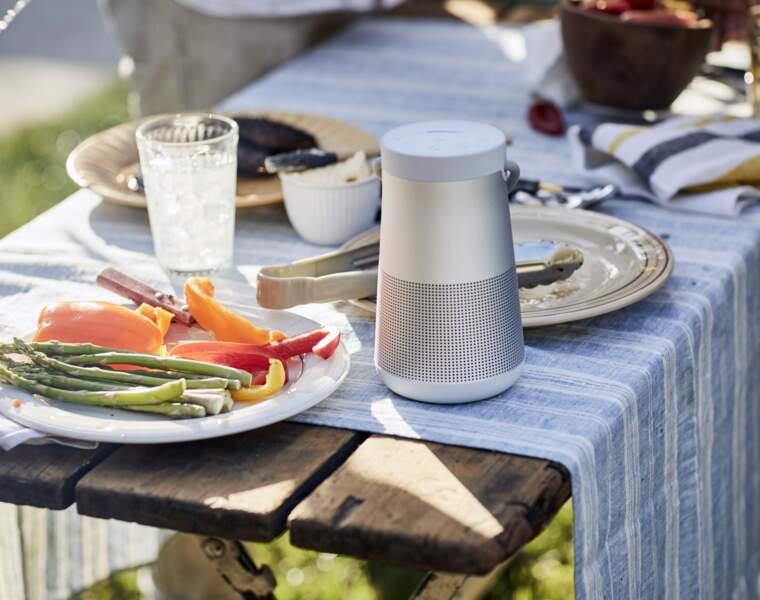 Bose Soundlink Revolve : elle assure sur la qualité audio