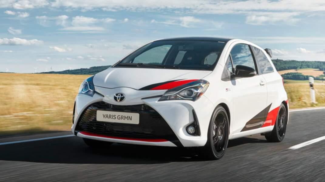 N° 14 : Toyota Yaris