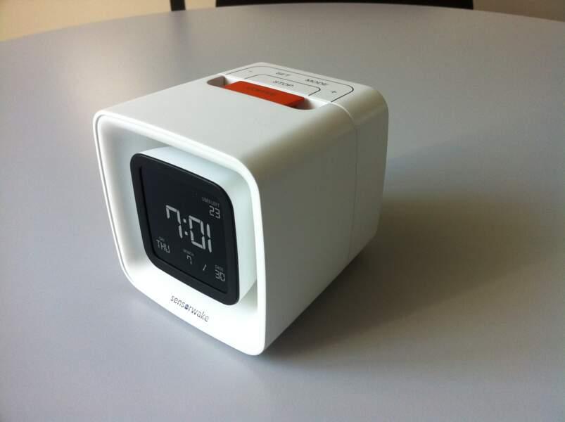 Sensorwake : Et voici le réveil olfactif