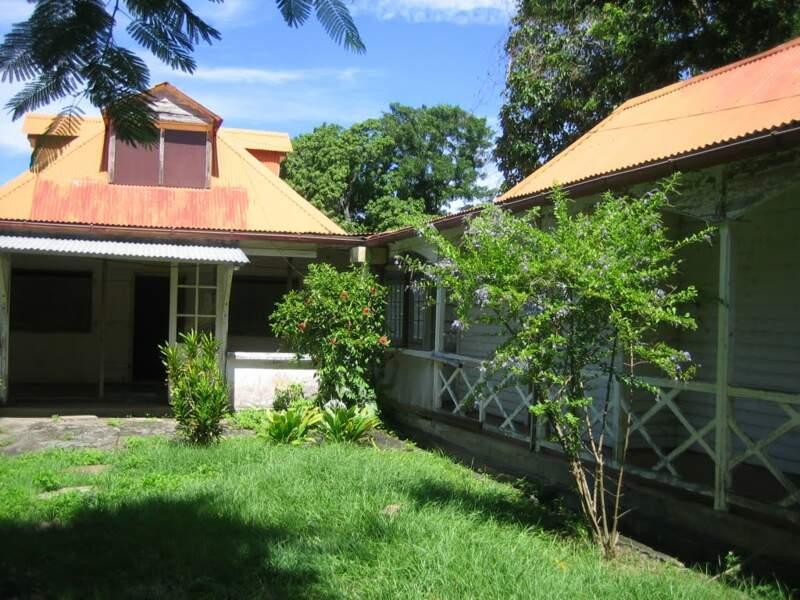 Guadeloupe : Habitation Bisdary
