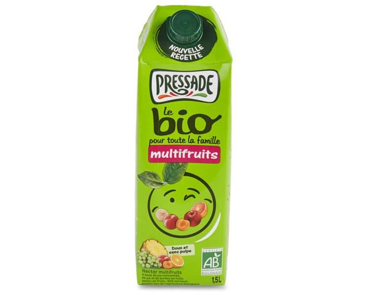 8 - PRESSADE Le bio pour toute la famille Multifruits