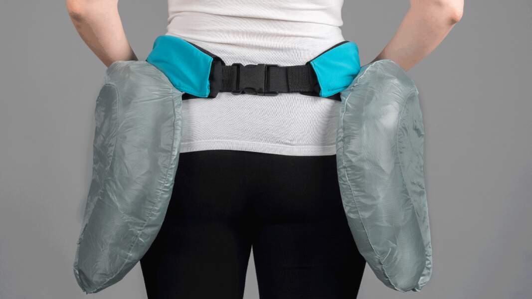 Un airbag pour protéger les hanches des personnes âgées