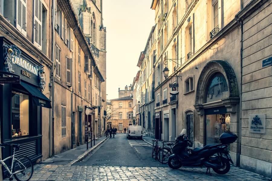 15 Aix-en-Provence