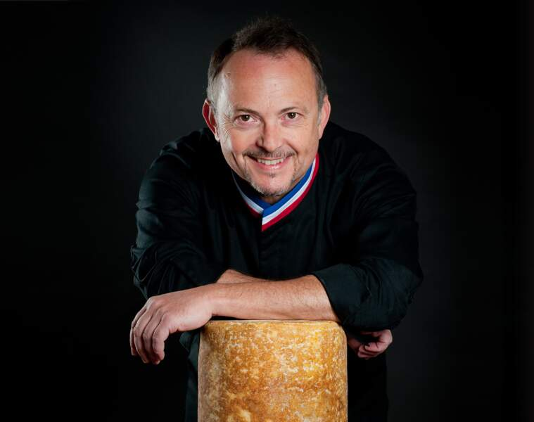 Ludovic Bisot, fromager à Rambouillet