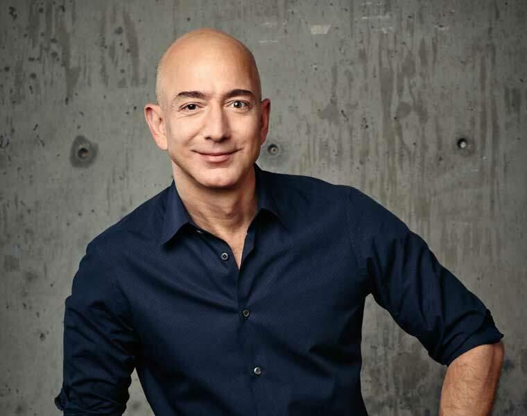 Créateur du très grand bazar en ligne, Jeff Bezos vise toujours plus haut, plus loin