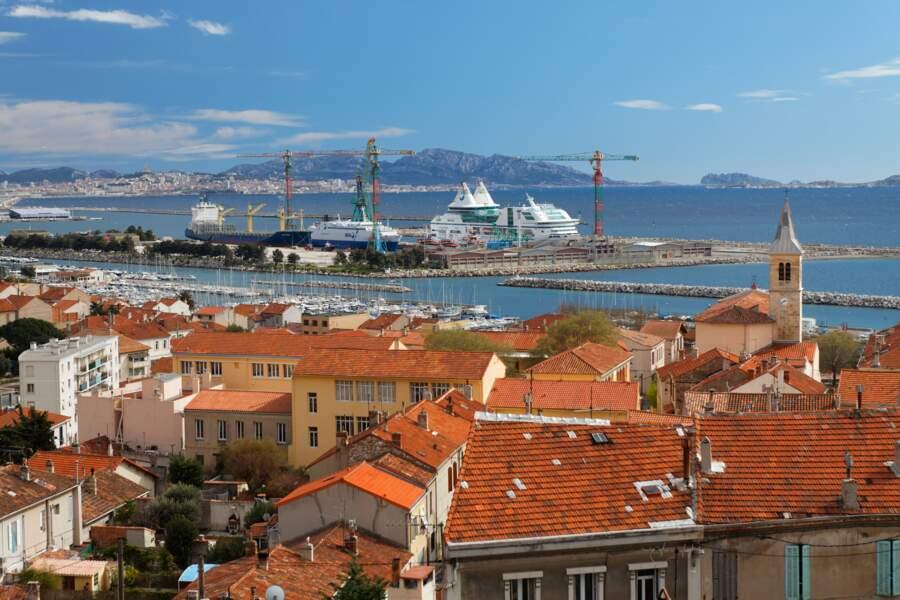 Le Marseille des quartiers nord