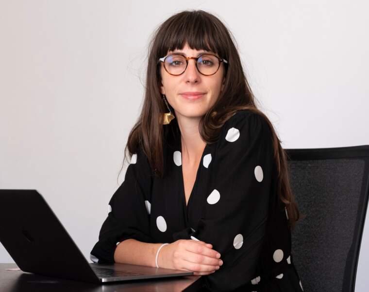 Soazig Barthélemy, 28 ans : elle accompagne les créatrices d'entreprise