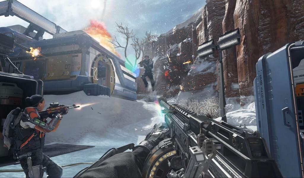 Call of Duty (250 millions) : numéro 3