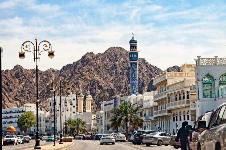 Mascate (Oman) : là, tout n'est que sécurité et tranquillité