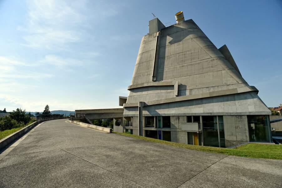 Le Saint-Etienne de Le Corbusier