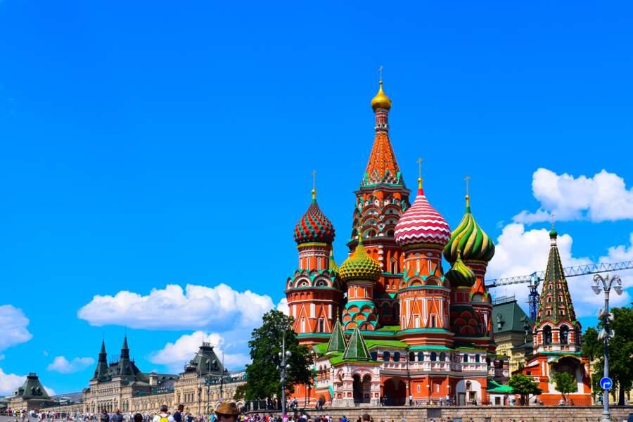 Les actions russes signent un meilleur parcours que celles des autres grandes puissances