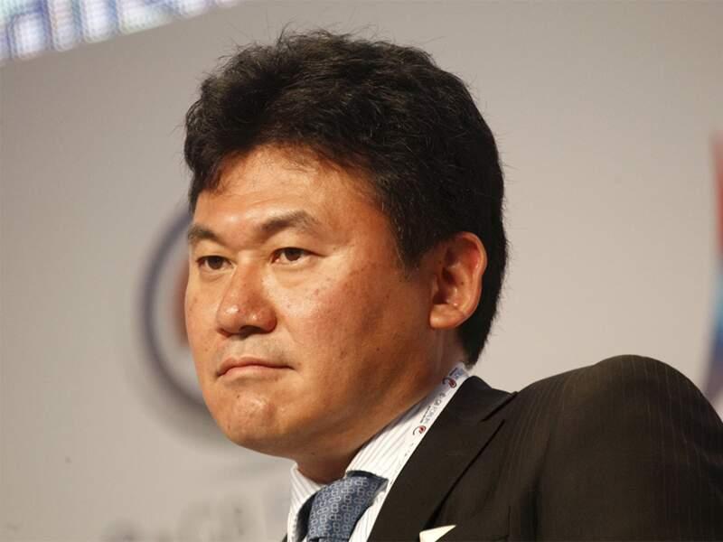 Hiroshi Mikitani, Rakuten : son site d'e-commerce a fait de lui le plus jeune milliardaire japonais