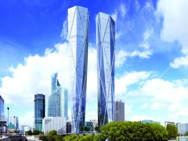 Les 8 projets de tours géantes à La Défense