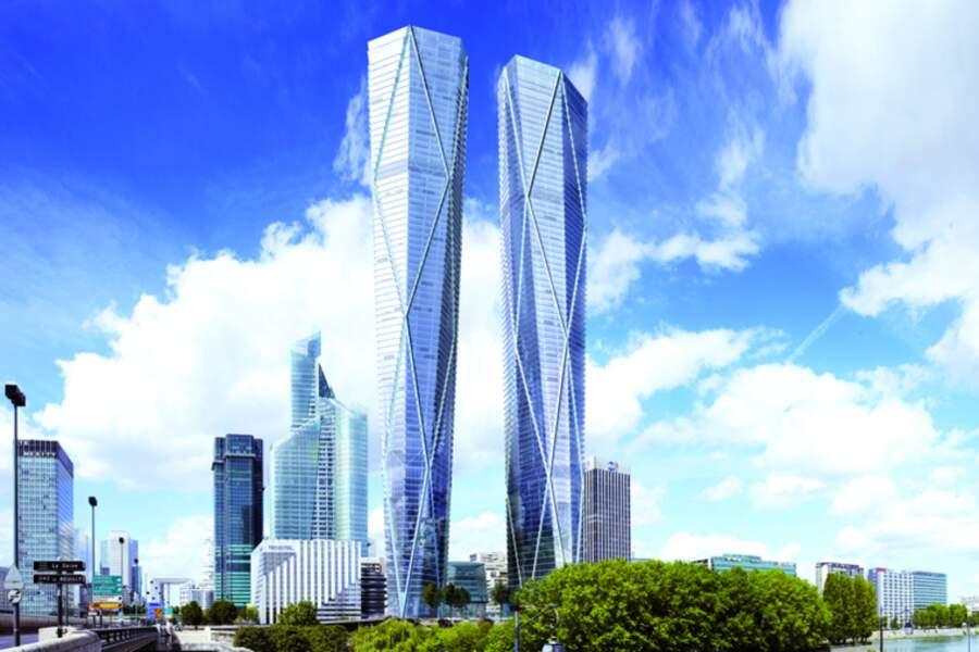 Hermitage Plaza : flou intégral sur le calendrier de construction des futures tours les plus hautes de France