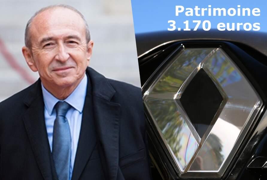 Gérard Collomb - Ministre de l'Intérieur