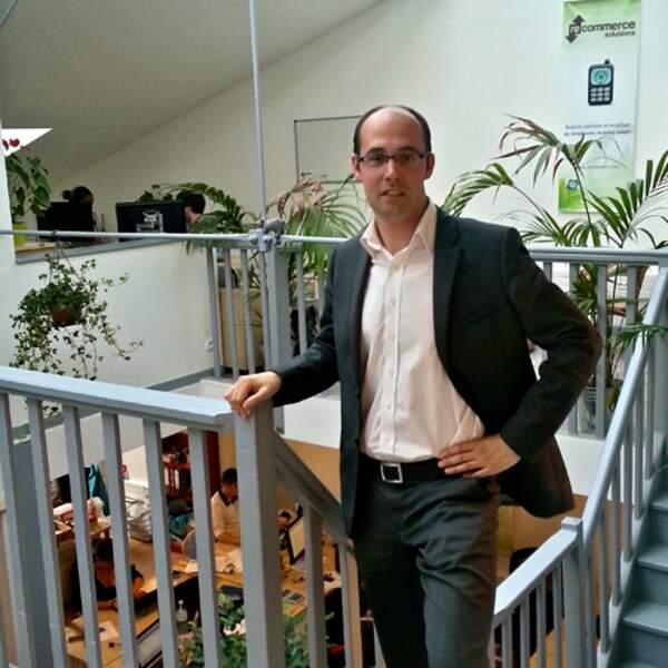 Pierre-Étienne Roinat, 30 ans, président de Recommerce Solutions : le champion du recyclage de téléphones mobiles