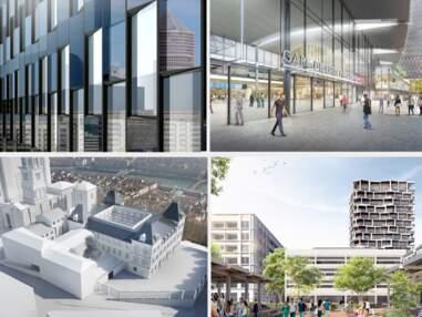 Voici les principaux projets urbains qui vont transformer Lyon