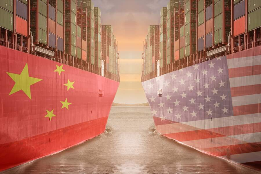 Face à la guerre commerciale imposée par Trump, la Chine a un impressionnant arsenal