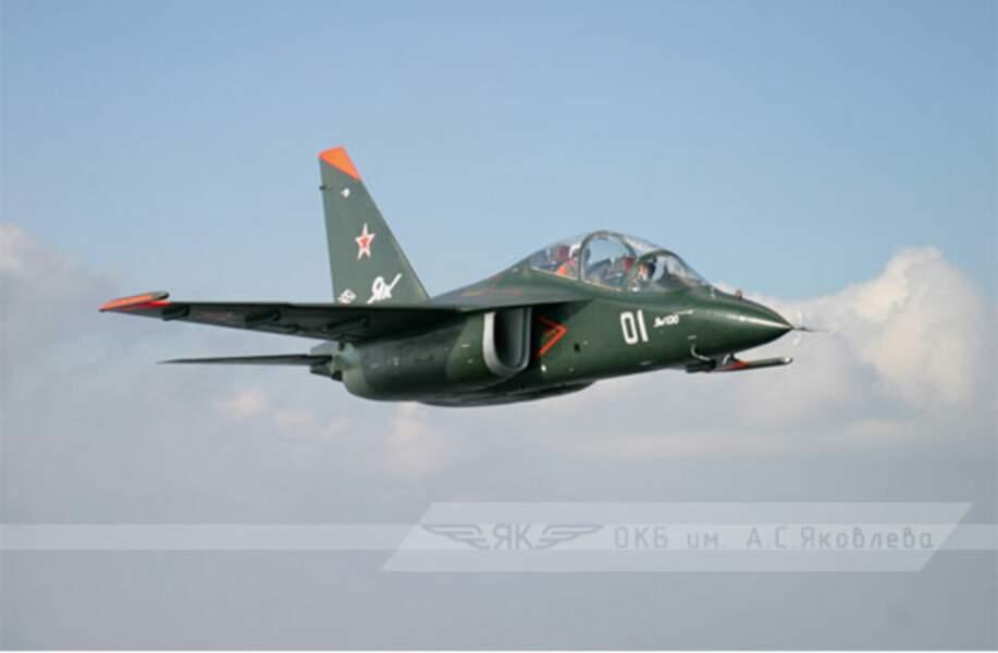 Le Yak-130, l'avion d'entrainement de l'armée de l'air russe