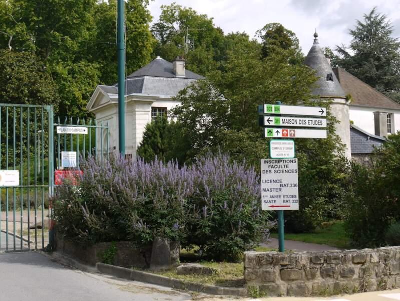 7.Université Paris-Sud