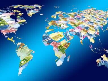 7 graphiques effrayants pour l'économie mondiale