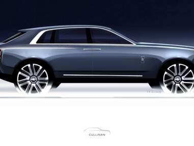 Rolls Royce Cullinan en 20 photos