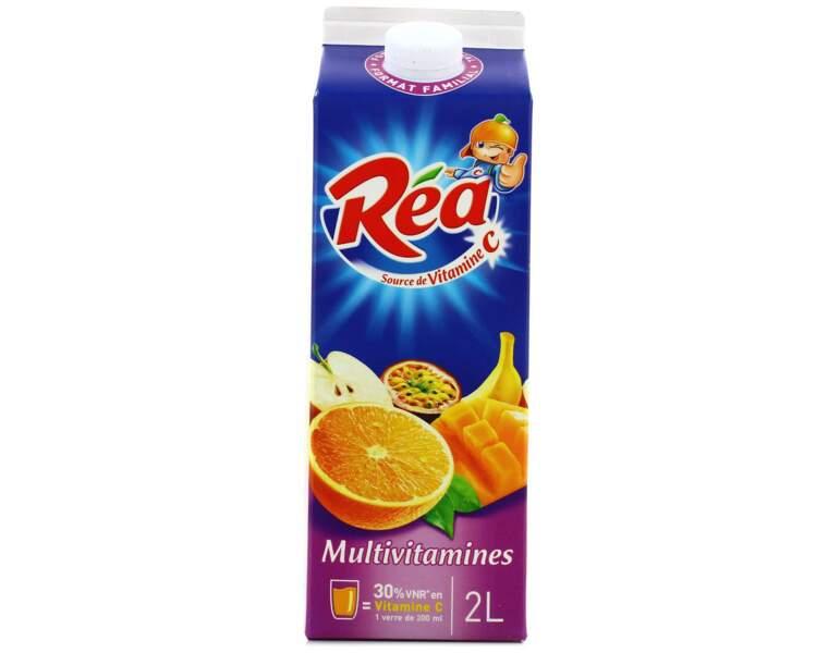 6 - RÉA Multivitamines