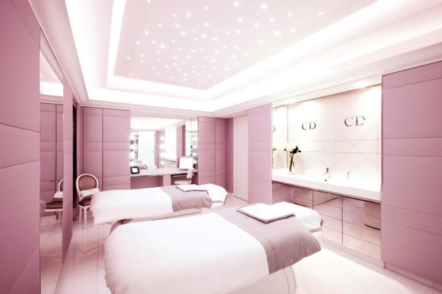 Plaza Athénée :  le spa Dior Institut